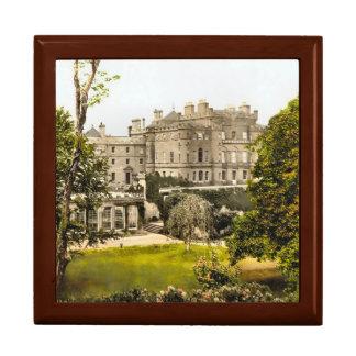 Culzeanの城のAyrshireスコットランド ギフトボックス