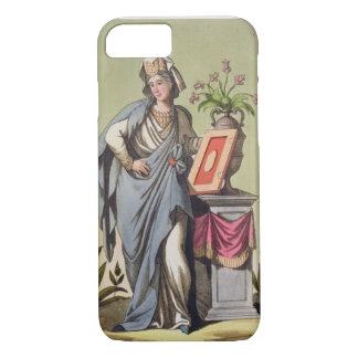 Cumae、「旧式なローマ」からの第16のSybil、engrav iPhone 8/7ケース
