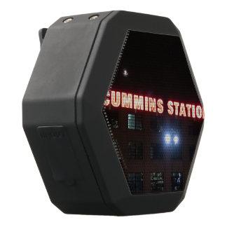 Cumminsの場所 ブラックBluetoothスピーカー