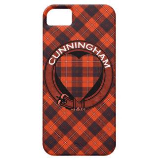 Cunninghamのスコットランド人のタータンチェック iPhone SE/5/5s ケース