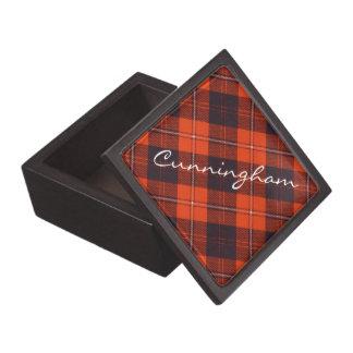 Cunninghamのスコットランド人の格子縞 ギフトボックス