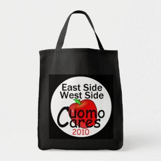 CUOMOの知事のバッグ トートバッグ