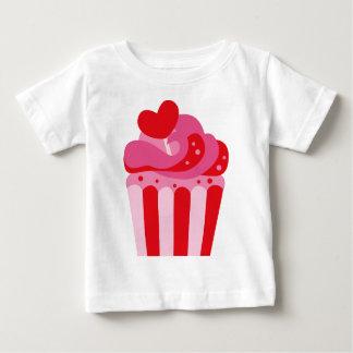 cupcake2 ベビーTシャツ