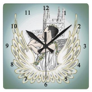 Cupid キューピッド スクエア壁時計