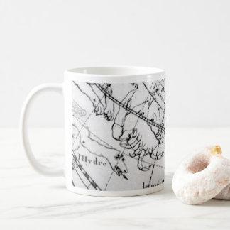 Cuppaのジェミニ コーヒーマグカップ