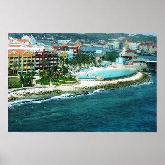 Curaçao ポスター