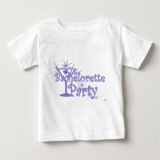 CurlMartiBachettePindigo ベビーTシャツ