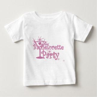 CurlMartiBachettePpink ベビーTシャツ