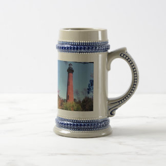 Currituckの灯台 ビールジョッキ