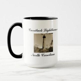 Currituckの灯台 マグカップ