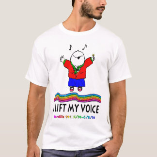 Cursillo 911 tシャツ