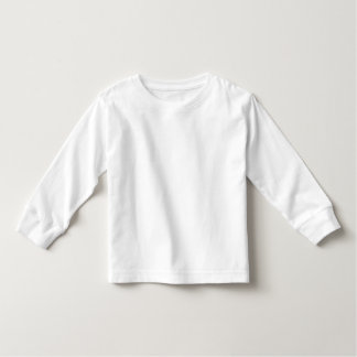 Custom 4T Toddler Long Sleeve トドラーTシャツ