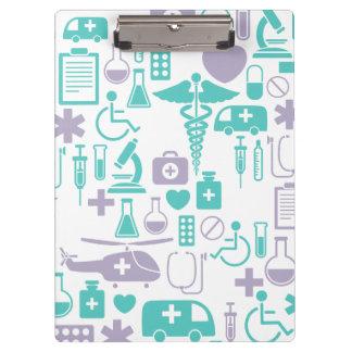 Custom Clipboard医学のテーマの博士 クリップボード