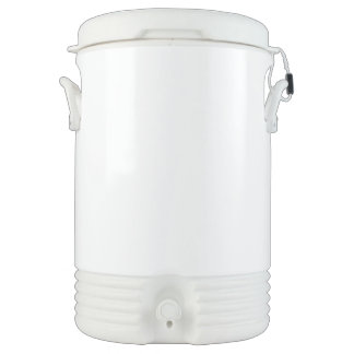 Custom Igloo Beverage Cooler - Five Gallon ドリンククーラー