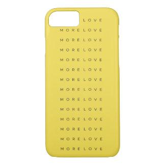 Custom MORE LOVE Phone Case iPhone 8/7ケース