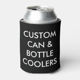 Custom Personalized Can Cooler Blank Template 缶クーラー
