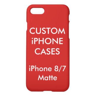 Custom Personalized iPhone 8/7 Case Blank Template iPhone 8/7 ケース