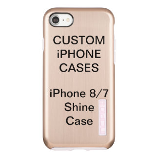 Custom Personalized iPhone 8/7 Shine Case Blank Incipio DualPro Shine iPhone 8/7ケース
