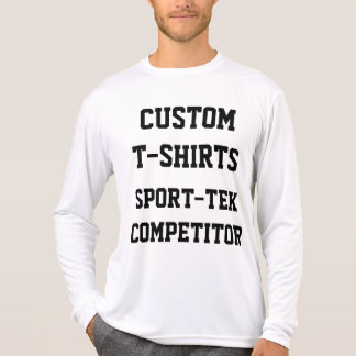 Custom Personalized Men's LONG SLEEVE T-SHIRT Tシャツ