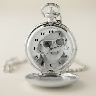 Custom Photo Pocket Watch ポケットウォッチ