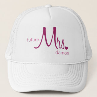 customizable Hat未来の夫人 キャップ