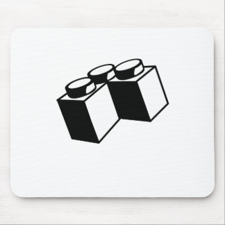 customize著2 x 2角の煉瓦私のMinifig マウスパッド