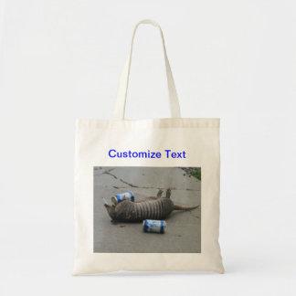 Customizeableによって飲まれるアルマジロのバッグ トートバッグ