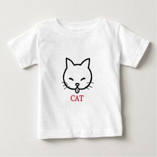 CUTE CAT ベビーTシャツ