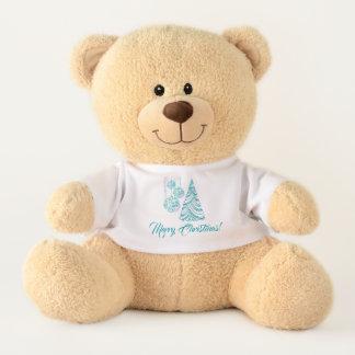 Cute Christmas Tree Ornaments Holiday Teddy Bear テディベア