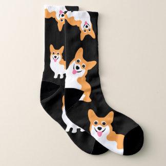 Cute Corgi Socks ソックス