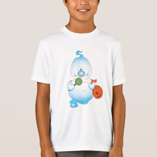 Cute Halloween Ghost Cartoon Tシャツ