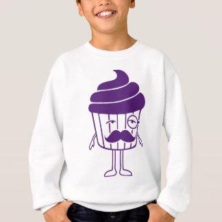 cute_monster_sir_cupcake_dd.png スウェットシャツ