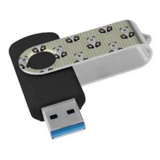 Cutelynのパンダくま USBフラッシュドライブ
