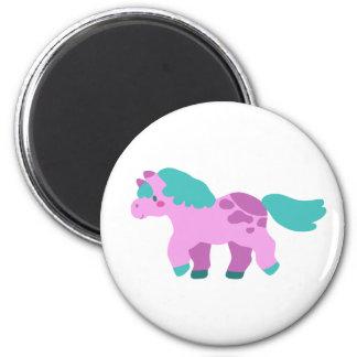 Cutesyピンクの子馬 マグネット