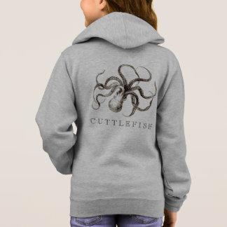 Cuttlefish パーカ