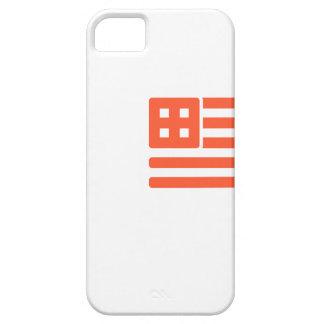 Cuz Iは私の旗をオレンジ好みます iPhone SE/5/5s ケース