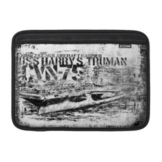 "CVN-75ハリー・S・トルーマン11"" Macbookの空気袖 MacBook スリーブ"