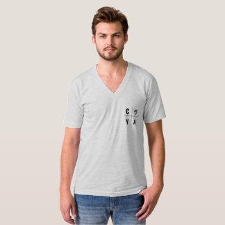CYA Vneck Tシャツ