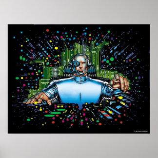 Cyborgman ポスター