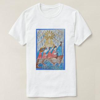 Cyd Penafranciaのフェスティバルのワイシャツ Tシャツ