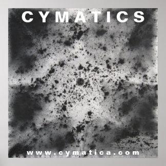 CYMATICSのグラファイトI ポスター