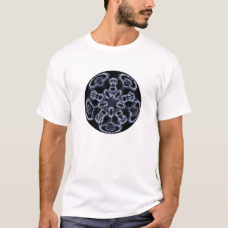 Cymatics: 音楽ノートC Tシャツ