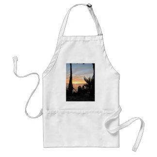 Cypressの日没 スタンダードエプロン