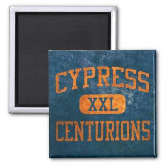 Cypressの百人隊長の運動競技 マグネット