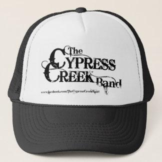 Cypress Creekバンド キャップ