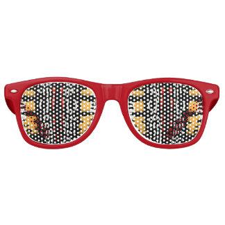 CYPREZの芸術のサングラス レトロサングラス