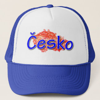 Czechia/チェコスロバキア共和国 キャップ