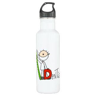 Dは歯科医のためです ウォーターボトル