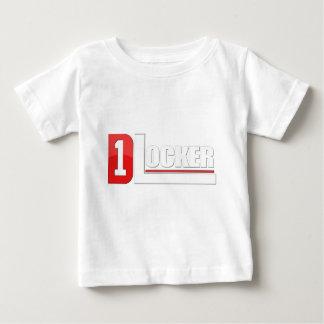 D1ロッカーの服装 ベビーTシャツ
