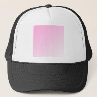 D1線形勾配-白へのピンク キャップ